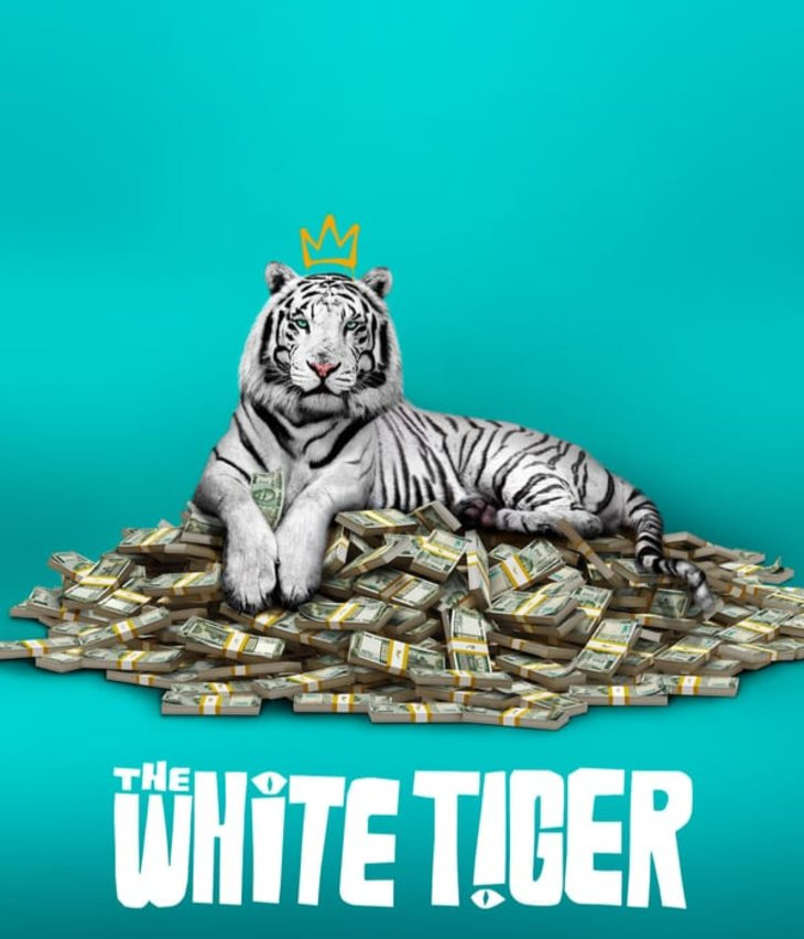 [DOWNLOAD] The White Tiger (2020) 480p WEBDL