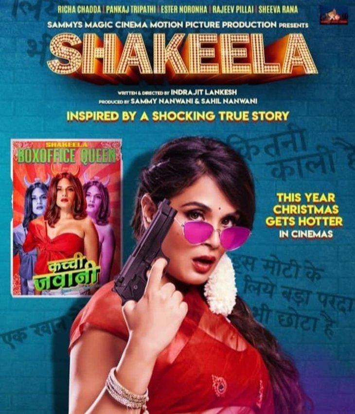 Shakeela (2020) Watch Download Movie HD