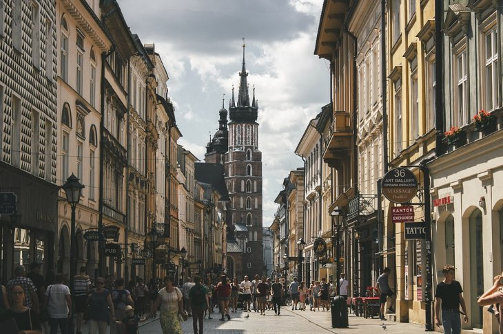 Top 5 things to do in Krakow