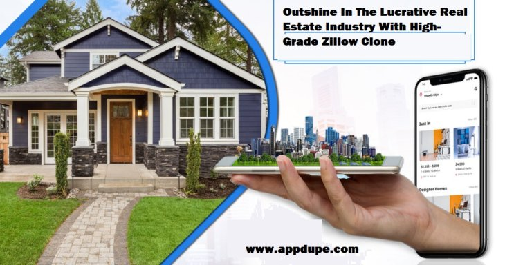Outshine in the lucrative real estate industry with high-grade Zillow Clone