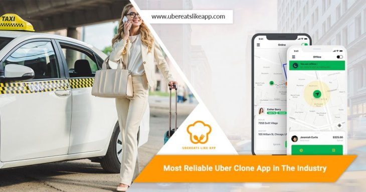 What is in store for your taxi business with the Uber clone app?