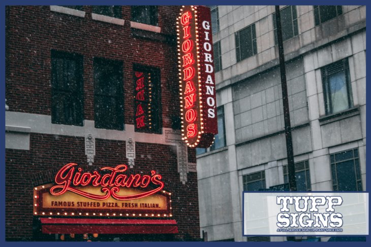 How to Service Your Electric Sign Before Winter