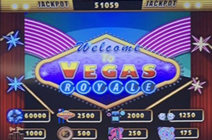 Vegas Royale - Sweepstakes Machine, Slot Game Shop - El Paso Texas