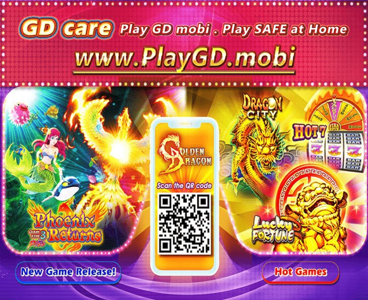 Play GD Online Desktop, Golden Dragon Play Online on Desktop