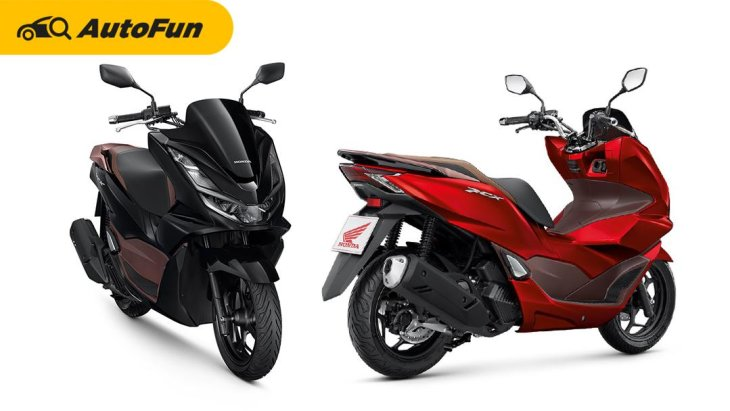 The launch of the Honda PCX 160 2021 is just a matter of time, what is the fate