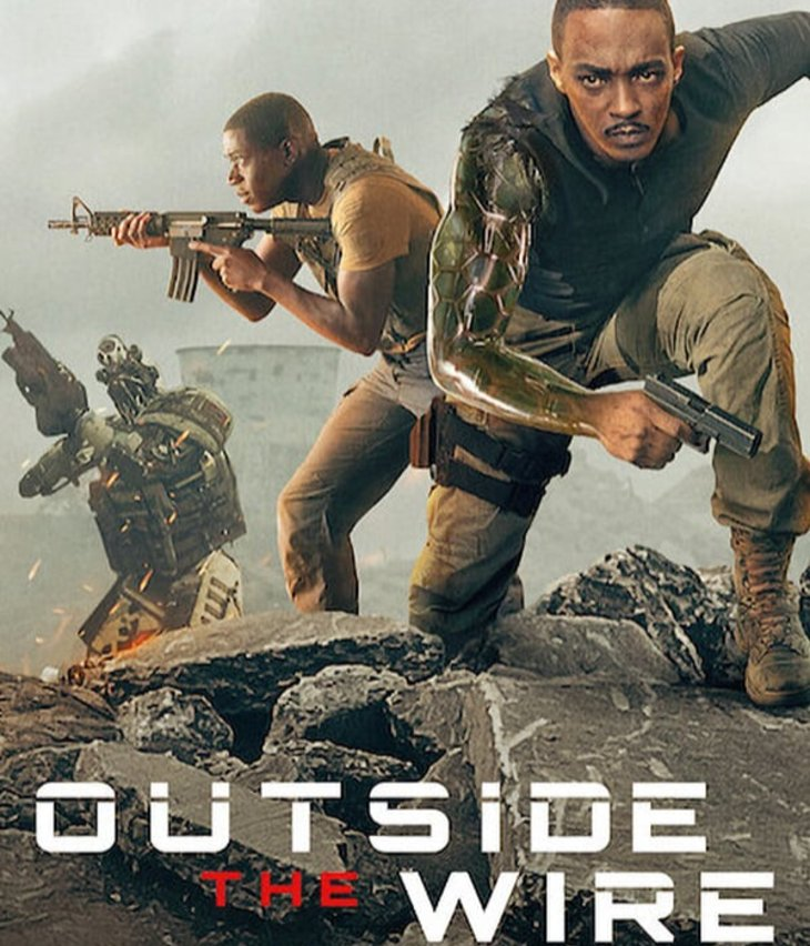 Nonton Film Outside the Wire (2021) Sub Indo
