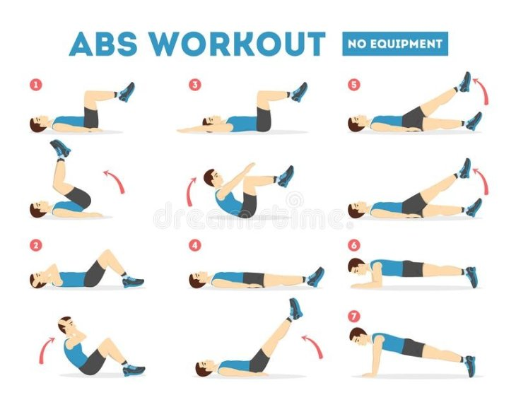 30-minute Abs Workout