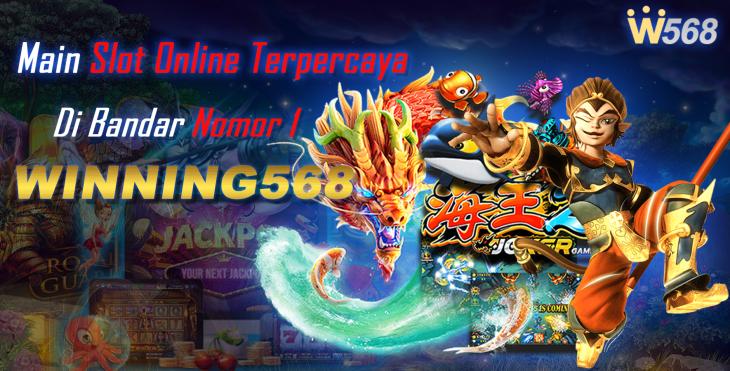 Bonus Slot Di Situs Judi Online Terpercaya Bebas Main Semua Game