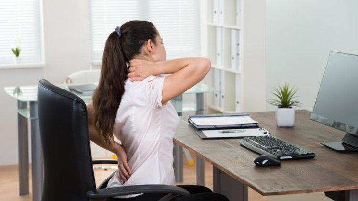 Don't take Back Pain Sitting Down