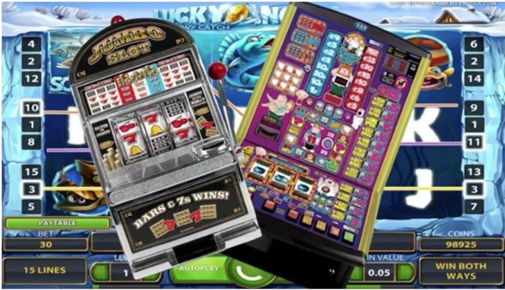 Why Slot Machines Remain the Most Popular Video Games