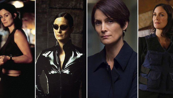 5 Best Movies and TV Shows Featuring Carrie-Anne Moss