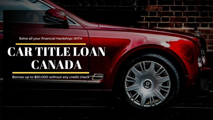 Solve your financial issues with Car Title Loan
