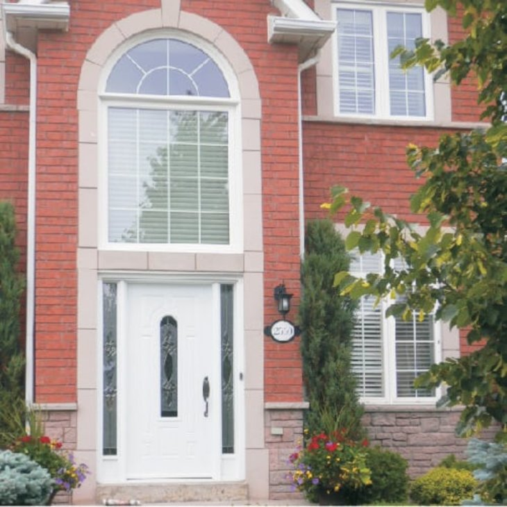 Fasada showcases brand name windows, doors, and blinds at competitive prices