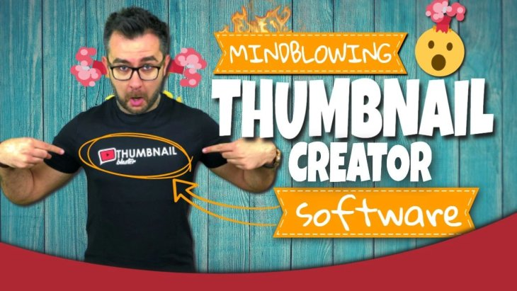 Thumbnail Blaster Software – Create Mind Blowing YouTube Thumbnail In 3 Clicks!