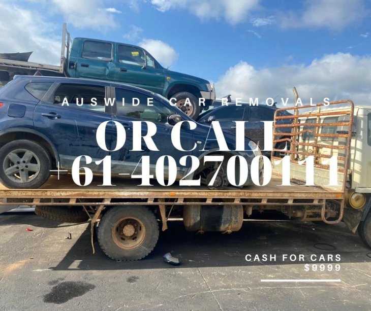 Auswide Car Removals-cash for cars