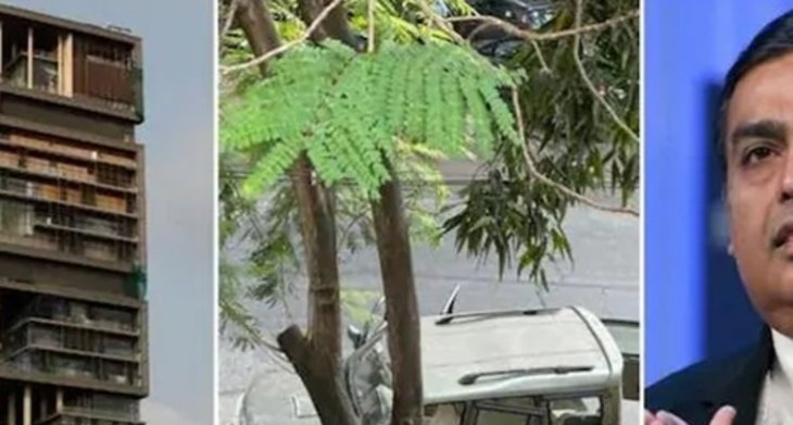 Owner of explosive-laden SUV spotted outside Antilia commit suicide!