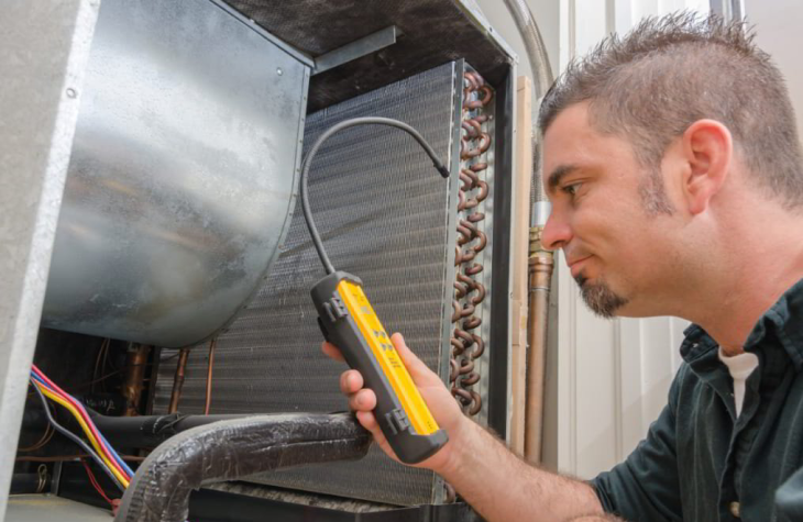Suspect an Evaporator Coil Leak? Here's What to Know