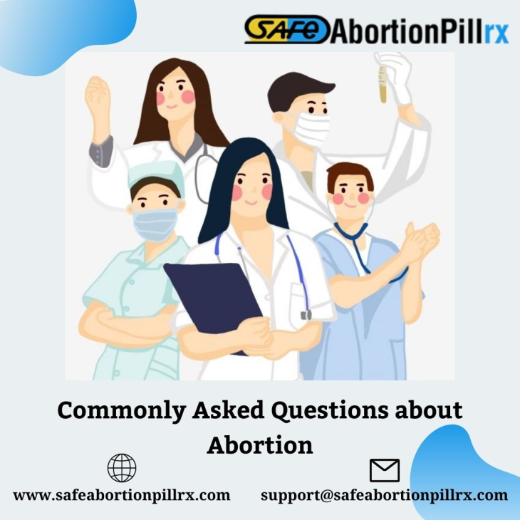 Commonly Asked Questions about Abortion