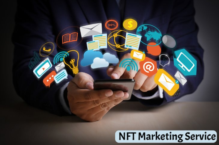 Create an incredible asset transaction with an NFT Marketing Agency