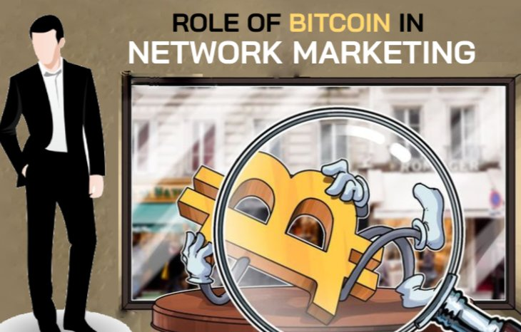 Role of Bitcoin In Network Marketing