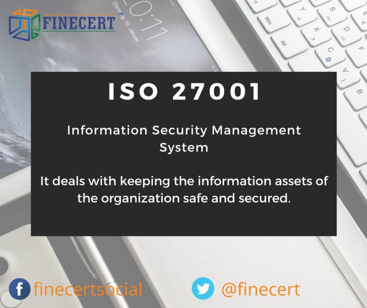 ISO 27001 Certification in Oman