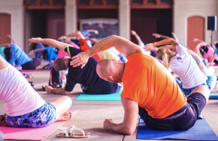 Modified Yoga Increases Upper Arm Strength in Men and Women