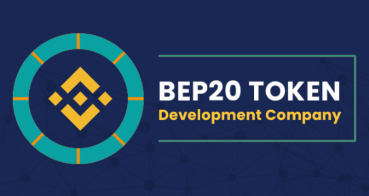 Accelerate your blockchain business with token development like BEP-20