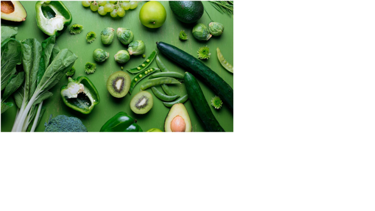 6 Green Foods That Are Best For You