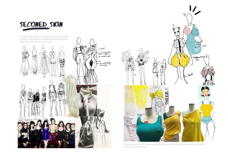 Every Beginner's Introduction to Fashion Design Course
