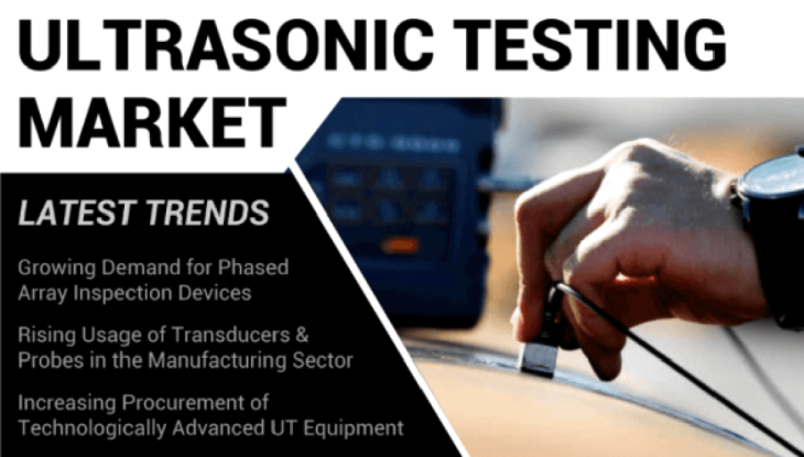 Ultrasonic Testing Market Growth Analysis   Industry Forecast to 2027