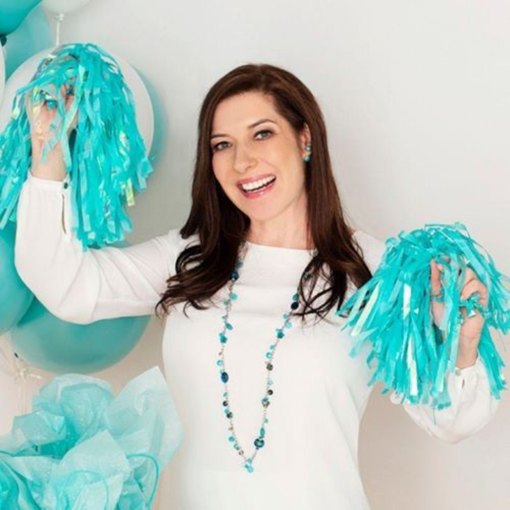 Meet Crystal your Fertility Coach, Mentor and Biggest Cheerleader!