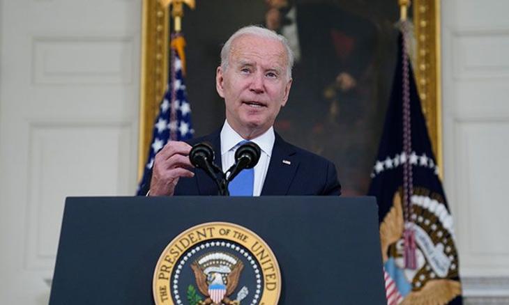 Joe Biden met Republican criticisms of his economic proposals head-on Friday