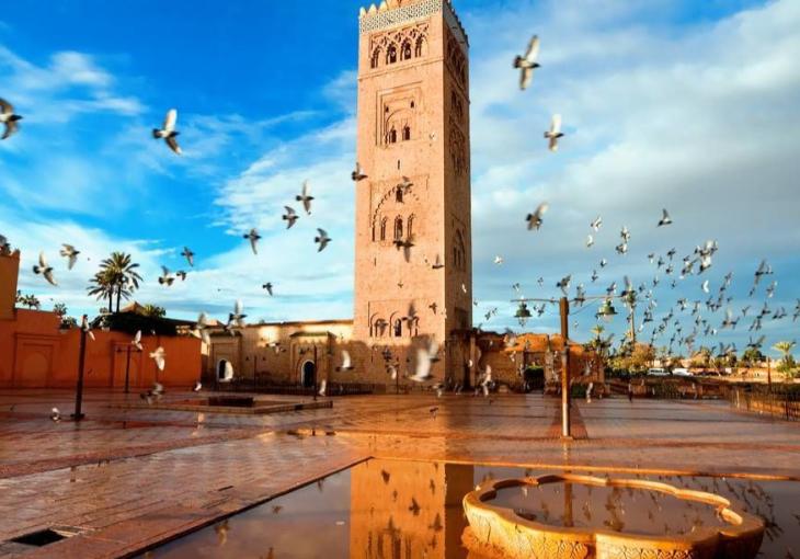 A Mesmerizing Trip To Marrakech