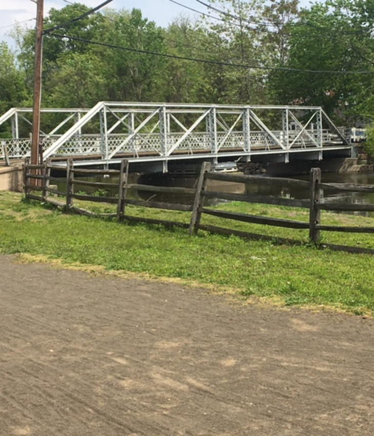 Uniquely River Edge – The Bridge at the End of Main Street