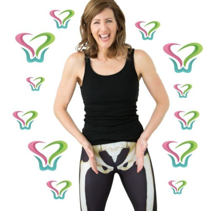You deserve body confidence and it all starts with the pelvic floor!