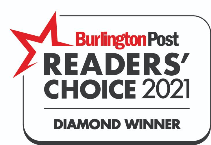 Reader's Choice Winner!