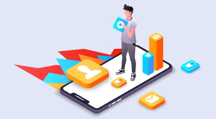 Mobile App Development : Step by Step Guide for 2021