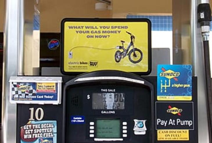 Gas Station Advertising
