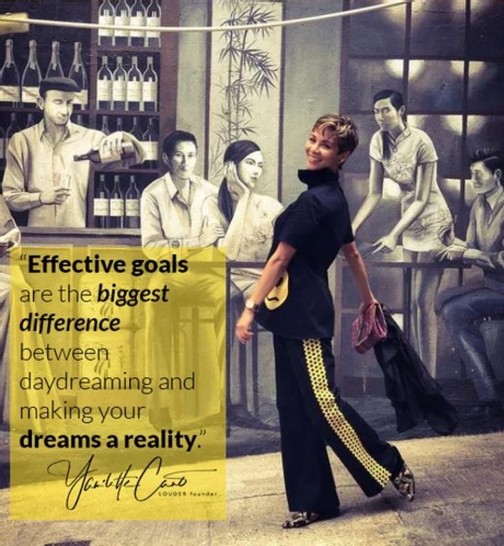 Secrets To Effective Goal Setting