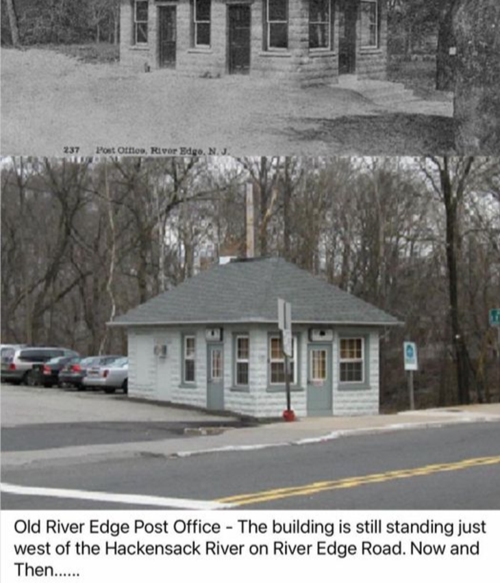 Uniquely River Edge: The Little Post Office Building That Time Forgot