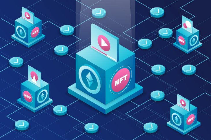 Build your own NFT Marketplace on Different Blockchains   NFT Development