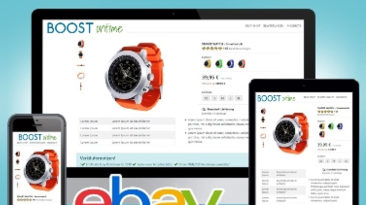How to Create a Professional eBay Listing ?