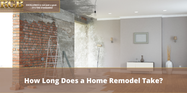 How Long Does a Home Remodel Take?