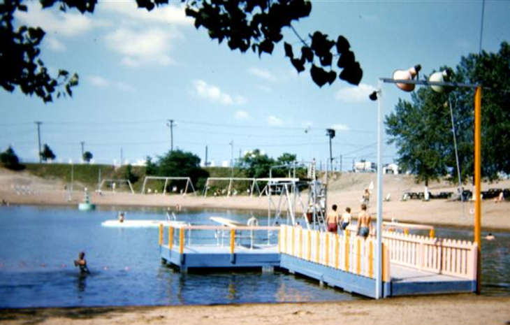 River Edge Summer Time Memories - The 1950's