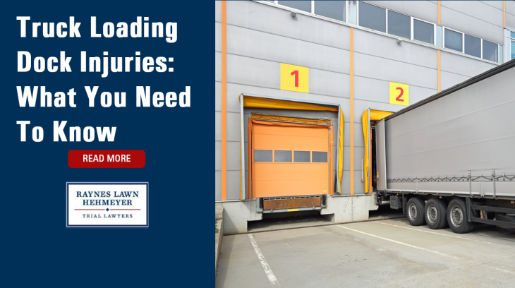Truck Loading Dock Injuries: What You Need To Know