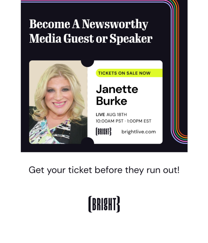 """""""Become A Newsworthy Media Guest or Speaker"""""""