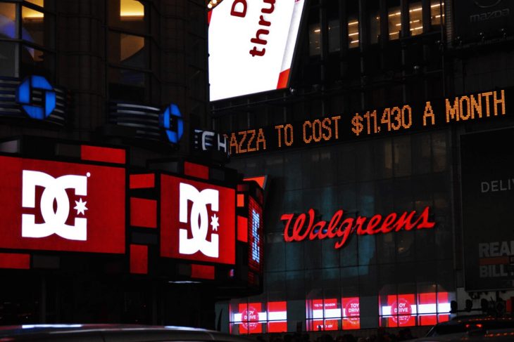How To Make The Most Of Your LED Sign
