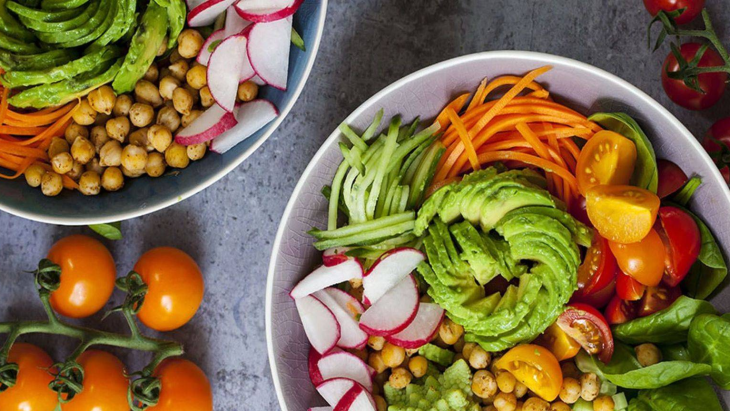 Switch To Raw Food For A Detox