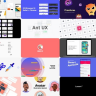 Figma Templates are one among the foremost powerful design tools in 2020. There are thousands of customizable templates available on Figma.