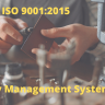 ISO 9001 is the Quality Management System standard.